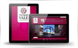 Thomas Vale - iPad App, CMS Website Design & Development