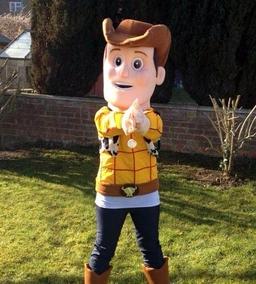 Woody mascot costume from £40