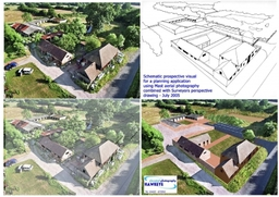 Green Farm Schematic - Planning Application