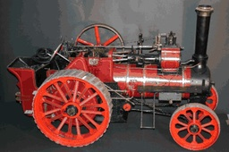 Traction Engine, Sold £4,800