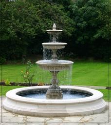 Classical David Sharp Fountain Garden Ornaments1
