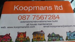 Koopmans Ltd