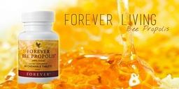 Forever Bee Propolis natural antibiotic capsules