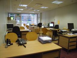 Premier Estate Agents office