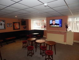 Further image of our 'Legends Sports Bar'.