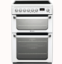 Lunts Cookers Liverpool - Hotpoint Coo Hue61p1