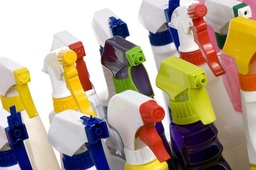 Cleaning products image