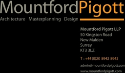 Mountford Pigott Llp Logo Colour With Address