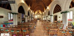 All Saints Church Woodham Google Virtual Tour