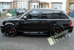 Range Rover Sides