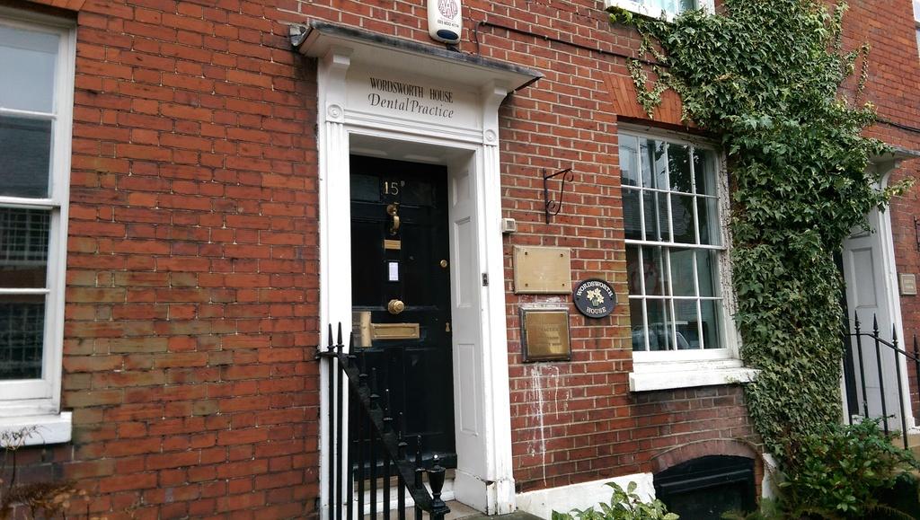 Wordsworth House Dental Practice 15 Palmerston Street