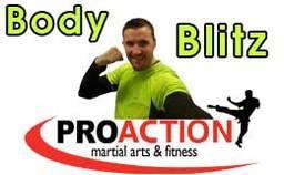 Body Blitz Group Fitness Class Northampton
