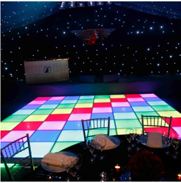 Corporate entertainment, stage equipment and room decor