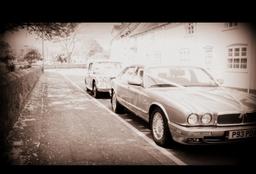 Jagaur xj6 / Rover 95