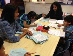 Students Enjoy Learning At The Study Centre