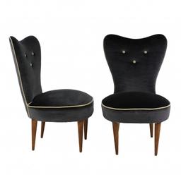 Elegant 50s Bedroom Chairs