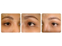 Baby Eyeliner Semi Permanent Makeup By El Truchan @ Perfect Definition