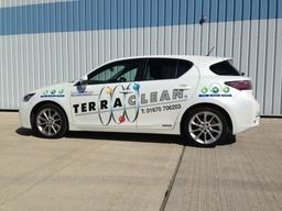 Terraclean Car Pic