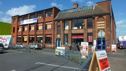 Furniture store leicester