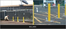 Security Bollards Services