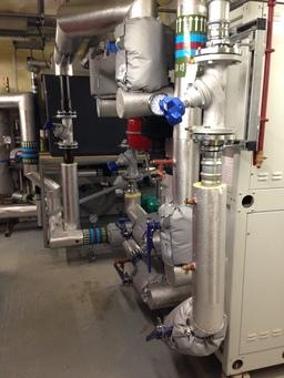 Ground source heating design