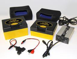 Little Miracle Lithium Ion Golf Trolley Battery. Fits ANY golf trolley.