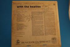Signed Beatles Album, Sold £11,100