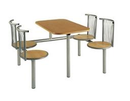 Modula Canteen Tables