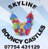 Skyline Bouncy Castle