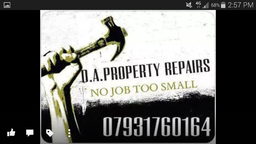 No job too small Get a free quote