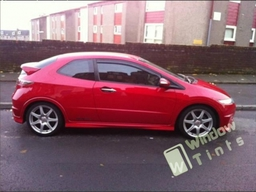 Honda Civic Type R Window Tint 2