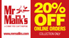 Mr Maliks Indian Restaurant and Takeaway