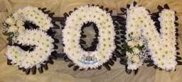 Funeral letters £30 each