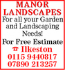 Manor Landscapes