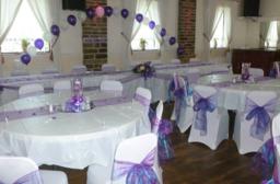 complete venue decorations