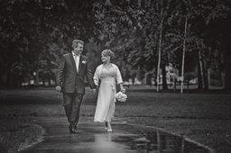 Scunthorpe Wedding Photography Lincolnshire Central Park Walk