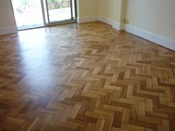 local property service dust free floor sanding