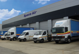 Space Air logistic fleet