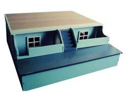 A variety of Dolls House basements available.