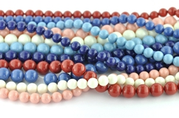 Swarovski Elements Semi Precious Effect Pearls
