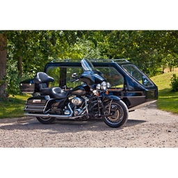 Harley Davidson Electra Glide Hearse