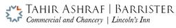 Tahir Ashraf Barrister For Business
