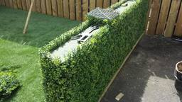 hedgedin artificial hedges easy fitting