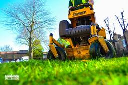 Commercial grounds maintenance in South London and
