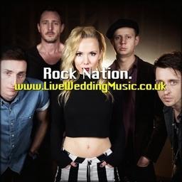 Rock Nation- www Liveweddingmusic Co Uk