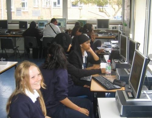 The Ellen Wilkinson School for Girls, Queens Drive, London