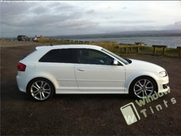 Audi A3 Window Tint