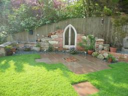 Garden design and landscaping in Wiltshire