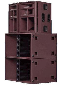 Void Stasys Concert Speaker Systems