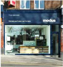 Modus shop front